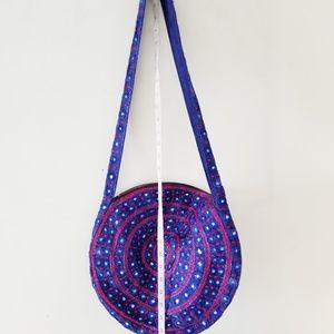 Bags - Women's purse with artsy flair.